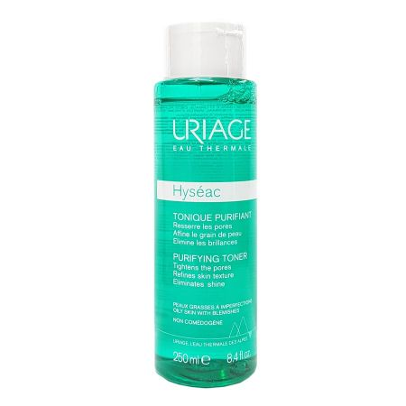 Lotion Hyséac tonique purifiant Uriage 250 ml