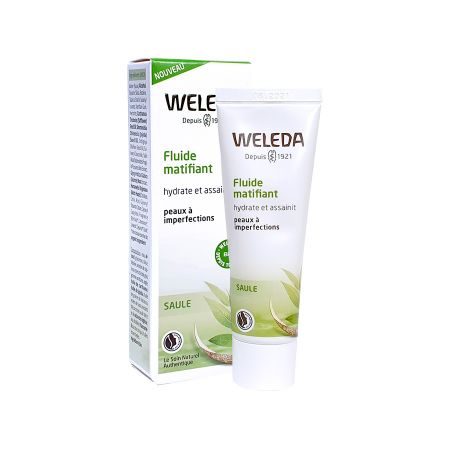 Fluide matifiant Weleda 30ml