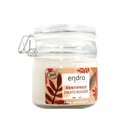 Dentifrice fruits rouges Endro 150g