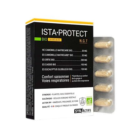 Ista Protect SynActifs 20 gélules