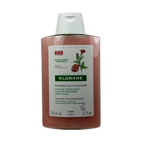 klorane shampooing la grenade cheveux colors 200ml - Shampoing Cheveux Colors