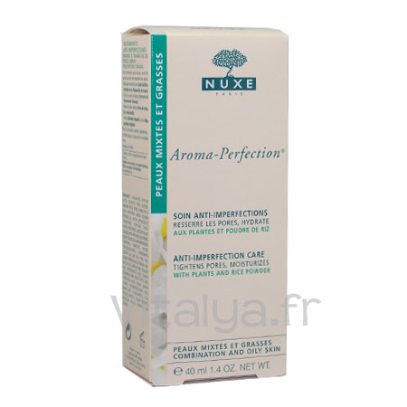 Nuxe Aroma-Perfection Soin Anti-Imperfections 40ml