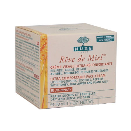 Nuxe Cr�me Jour R�ve de Miel Ultra-R�confortante 50ml