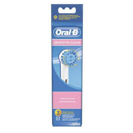 Oral B Brossettes Sensitive (x3)