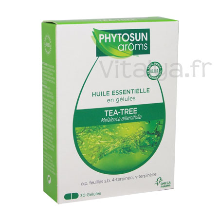Phytosun Ar�ms Tea Tree 30 G�lules