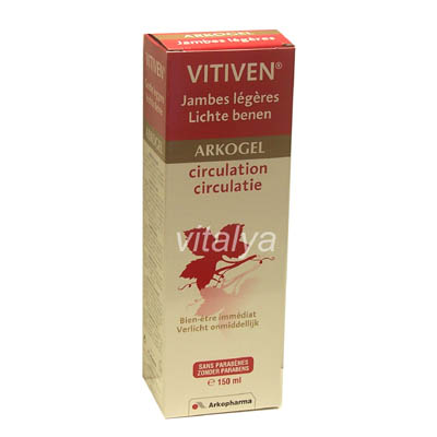 Vitiven Circulation Jambes L�g�res 150 ml