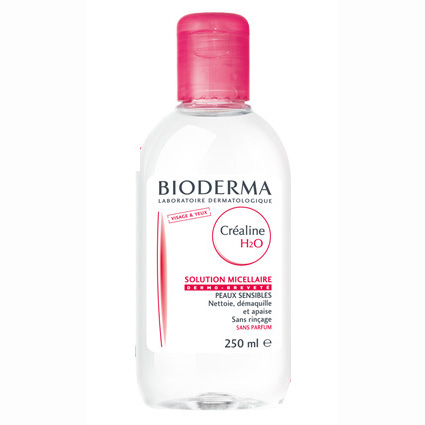Solution micellaire Bioderma Créaline H2O 250ml