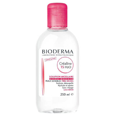 Solution micellaire Bioderma Créaline H2O TS 250 ml