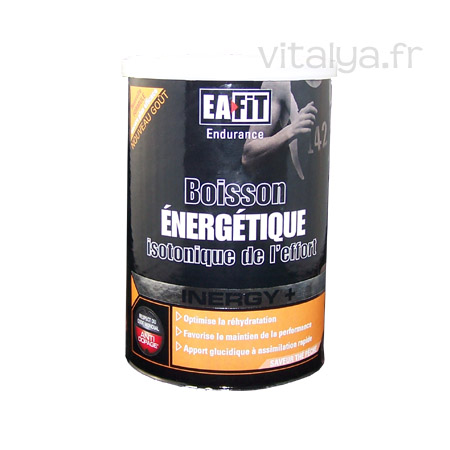Inergy + Boisson �nerg�tique isotonique de l'effort orange Eafit