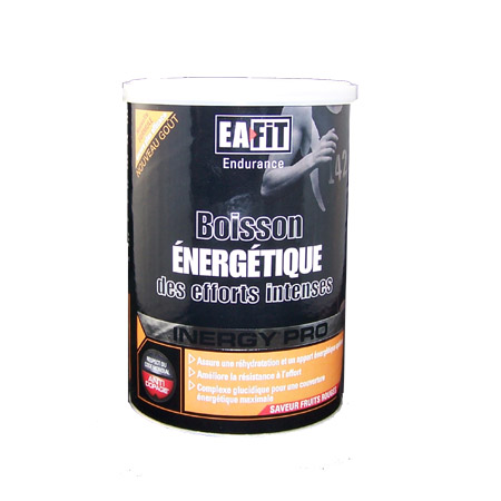 Inergy Pro Boisson �nerg�tique Fruits rouges Eafit 500g
