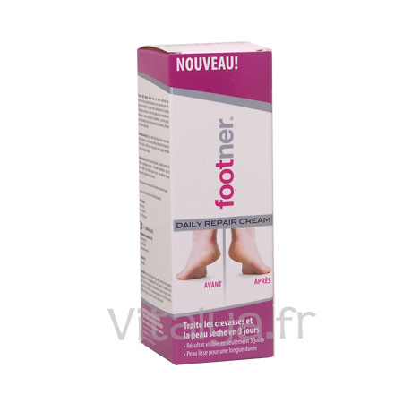 Footner Daily Repair Cream 75ml