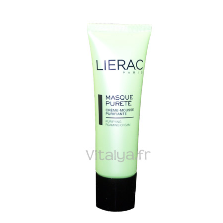 Lierac Masque Puret� Cr�me-Mousse Purifiante 50ml