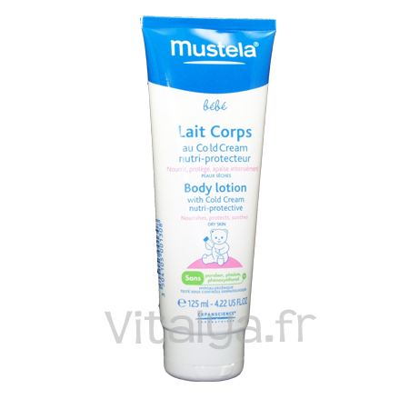 Mustela B�b� Lait Corps ColdCream 125ml