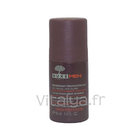 Nuxe Men D�odorant Protection 24h 50ml