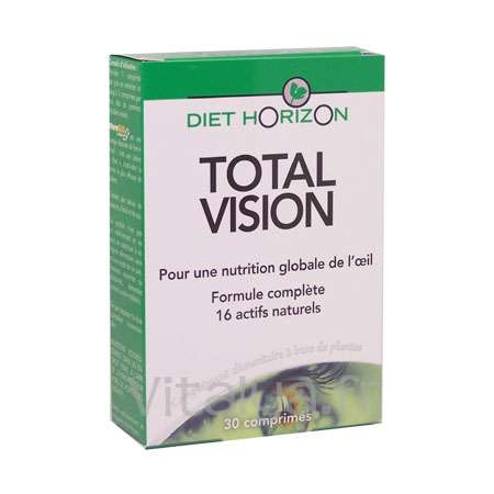 Total Vision Diet Horizon 30 Comprim�s