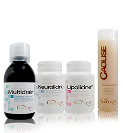 Association Multidrain Lipolicine Neurolicine Caolise