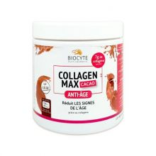 Collagen Max anti-âge cacao Biocyte 260g