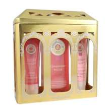 Roger Gallet, coffret gingembre rouge
