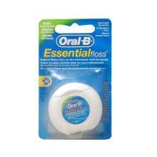 Oral B Essential Floss menthe fil dentaire 50m