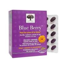 Blue Berry New Nordic 140 comprimés