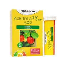 phyto-actif acerola plus 500 lot