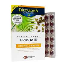 Capital Homme Prostate Dietaroma 60 Capsules