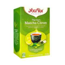 Yogi Tea The Vert Matcha Citron