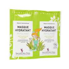 secrets des fees masque hydratant repulpant