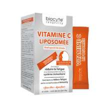 Vitamine C liposomée Biocyte 10 sticks