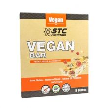 Vegan Bar STC Nutrition 5 barres