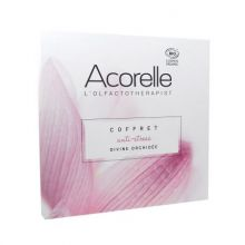 Coffret Divine Orchidée anti-stress Acorelle