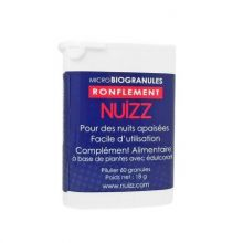 Nuizz  Ronflement 60 microbiogranules