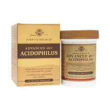 Advanced 40+ Acidophilus Solgar 60 gélules végetales