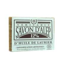 savon alep huile laurier 12% theiss