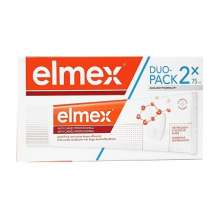 Dentifrice anti-caries Elmex professional 75 ml x 2 tubes