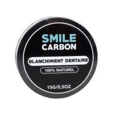 smile carbon blanchiment dentaire 30g