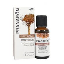 pranarom diffusables meditation 30 ml
