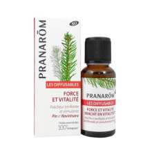 pranarom diffusables force vitalite