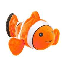 bouillotte cozy peluche poisson clown junior