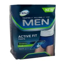 Tena Men pants active fit plus taille M