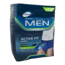 Tena Men pants active fit plus taille L
