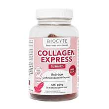 Collagen Express Gummies Biocyte 30 bonbons