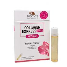 Collagen Express Shots rides lissées