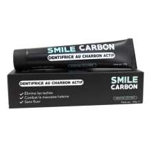 smile carbon dentifrice