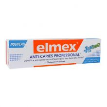 Dentifrice Elmex Dentifrice anti-caries Professional Junior 6-12 ans