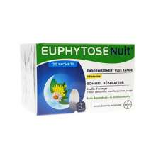 Epicerie naturelle euphytose nuit infusion