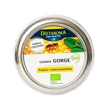 Gommes gorge