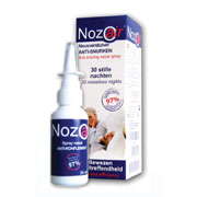 Nozoair Spray Nasal Anti-Ronflement 30 ml