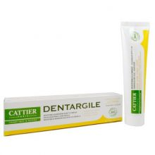 Dentifrice Cattier Dentargile citron 75 ml