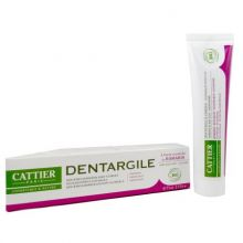 Dentifrice anti age Cattier Fortifiant Dentaire Dentargile 75 ml